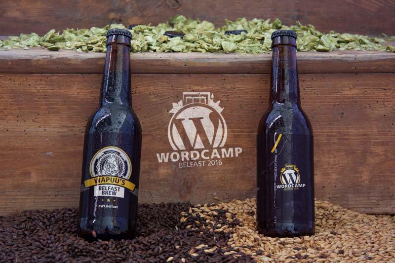 WordCamp Belfast Beer
